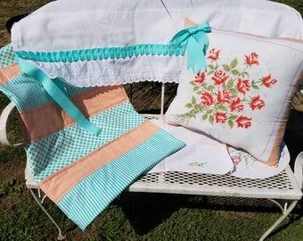 Custom Crib/Toddler Bedding