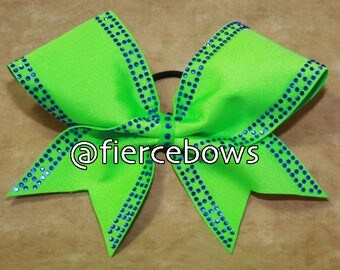 Summer Breeze Rhinestone Bow