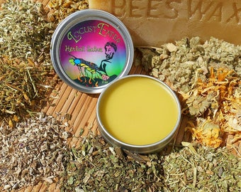 "Locust Eater Organic Herbal Salve formerly NorthernRemedies ""Salve""ation"