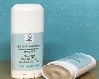 Vegan Natural Deodorant - Zinc Oxide Vegan Deodorant - aluminum-free - zinc oxide deodorant = effective deodorant