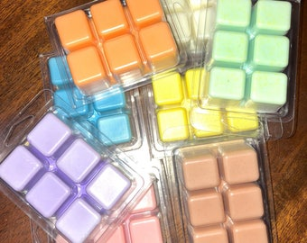Double Scented Wax Melts, melter wax, wax nuggets,