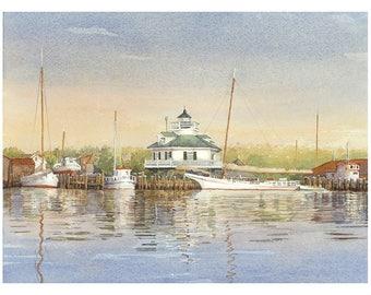 Hooper Strait Lighthouse, St. Michaels, MD