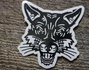 2 Sticker Pack - Sly Fox