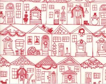 Merry Merry by Kate Spain for Moda Fabrics, Ribbon,  Moda #2727123