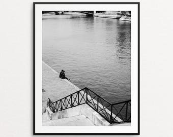 Paris Lovers Photo, Paris Print, Paris Photo, Paris Photography, Paris Images, Paris Wall Art, Paris Street Photography, Paris Pictures