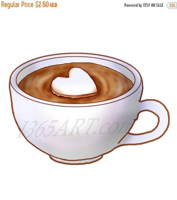 50 OFF Hot Cocoa Clipart Hot Cocoa Clip art Hot Chocolate