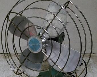 Eskimo electric fan