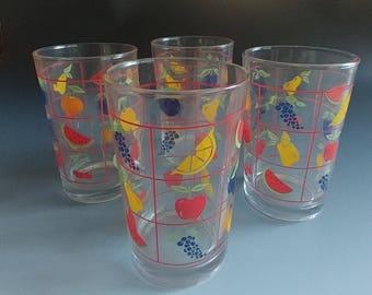 Juice Glasses (8 oz.) - Set of 4