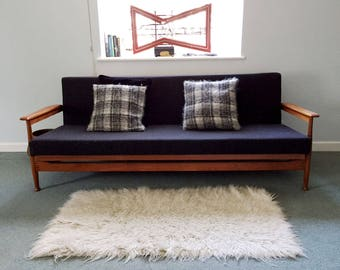 Gordon Russell 1960's retro vintage daybed