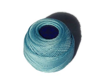 Tatting Thread DMC Fil a Dentelles size 80 VARIOUS COLOURS, Mercerised Cotton, Crochet, Lacemaking