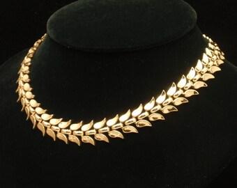 Trifari Necklace Vintage Pat. Pend.