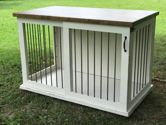 Modern Indoor Dog Kennel