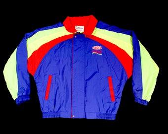 Vintage 90s DUPONT Racing Jacket