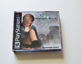 Parasite Eve II for the Playstation