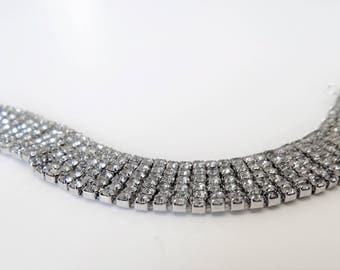 Super Flexible Rhinestone Bracelet