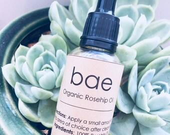 BAE Organic Rosehip Oil - 30ml