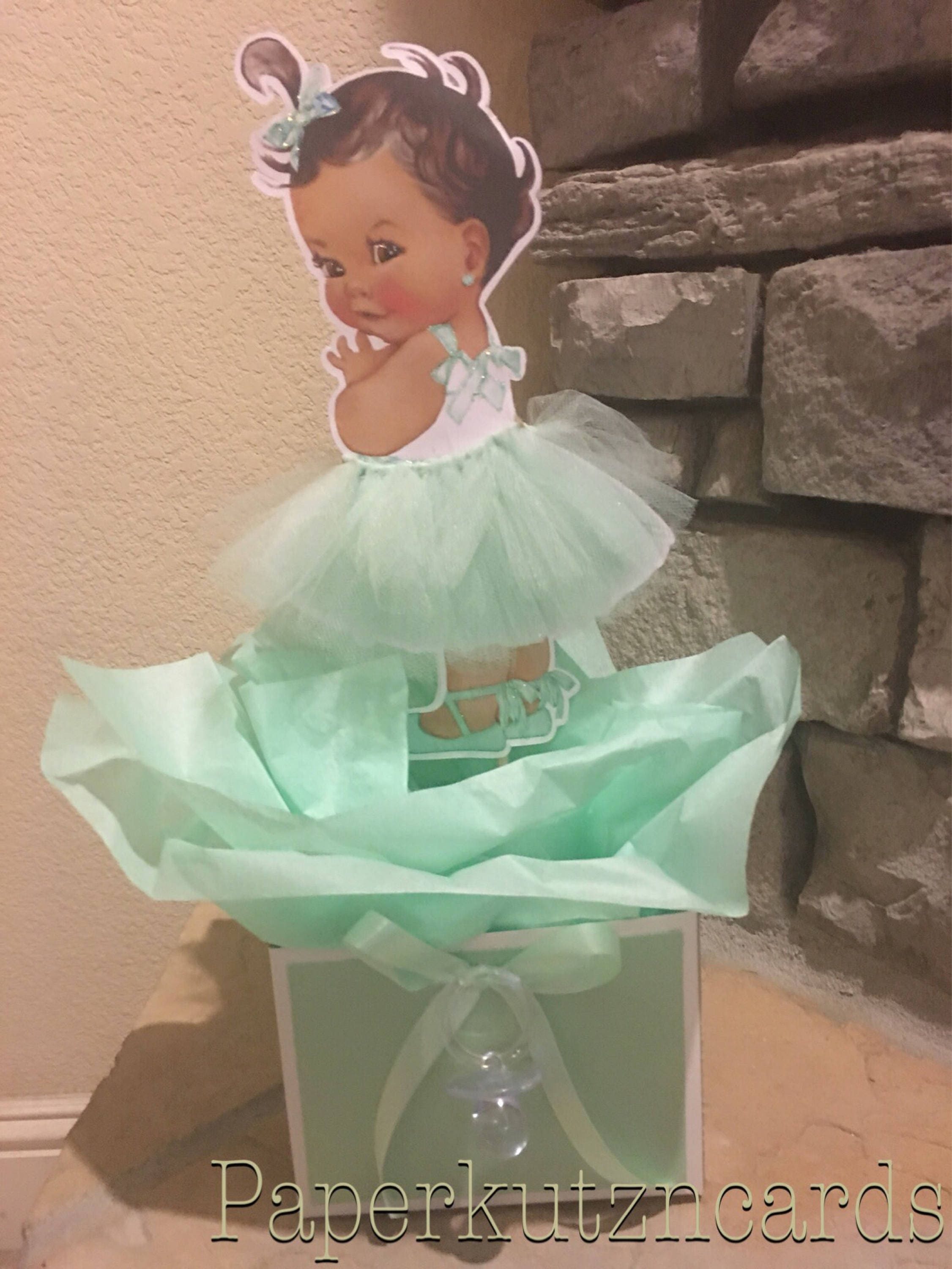 Baby Girl Centerpieces Baby Shower Birthday Party Royal