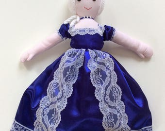 Topsy Turvy Doll, Rags to Riches, 2-in-1 doll, two dolls in one, children doll, doll dresses, craft doll, kids doll