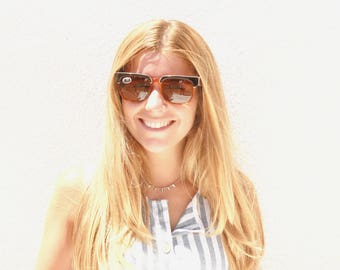 Lozza Carly NOS sunglasses - Italy - 80's