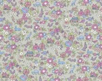 Lecien - Memoire a Paris 2017 Lawn - 4074290 - 1/2 yard