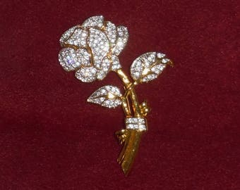 Noland Miller Rose Pin