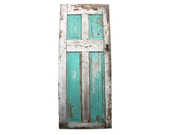 Antique Architectural Primitive Rustic Shabby Chic Salvage Door