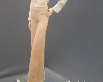 Pants for Barbie,Muse barbie,Tall barbie, FR, Silkstone, Vintage barbie-No. 0563
