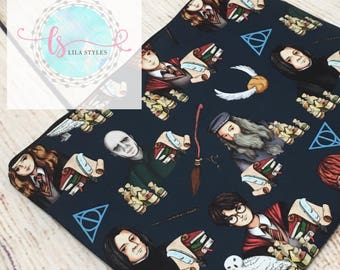 Wizard portrait bag