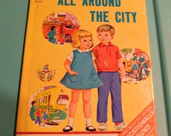 All Around The City by Rand McNally