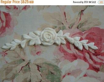 Sale 10% new! shabby chic floral basket center furniture applique
