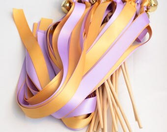 Wide Ribbon WANDS