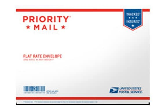 Priority Mail INTERNATIONAL / /  1000 or Less Headbands // 6-10 BUSINESS Days