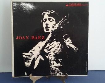 Joan Baez -  Self Titled - First Album Release - 1960