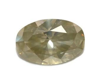 Diamonds on SALE Oval Natural Diamond, loose Diamond, Romantic grey diamond