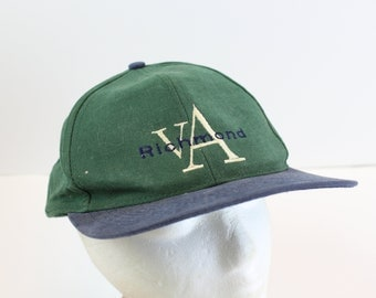 Richmond VA hat cap snapback Calvin Klein style