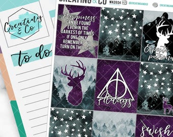 Always Weekly Planner Kit for No-White Space and White Space Planners  - WK08