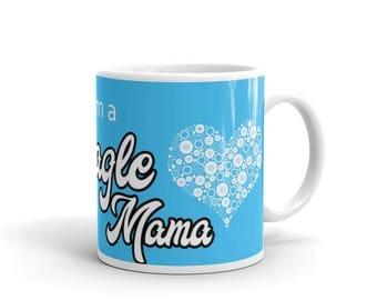 BeagleMama Mug - Blue