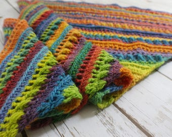 Lost In Paradise Shawl