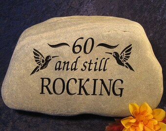 Custom Engraved Special Occasion Stones/Rocks