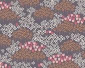 Dollhouse by Amy Sinibaldi for Art Gallery Fabrics - TipToe in Dusk