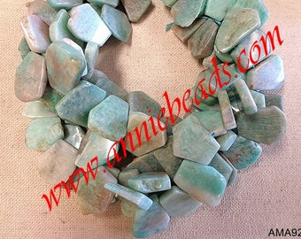 On Sale!!! Amazonite Top Drill Full Strand!!!