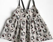 Mickey Mouse top or dress - kids Disney outfits
