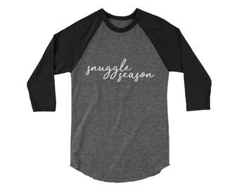 Snuggle Season // Christmas Shirt // Christmas T-Shirt // Snuggle T-Shirt // Snuggle Tee // Christmas Gift // Christmas Outfit // Snuggle