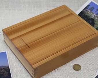 Wooden Photo Box, Photo Box 5 x 7, Sliding Top Box, Sliding Lid Box, Sliding Lid Photo Box, Sliding Top Photo Box, Wood Photo Box,(st51122K)