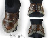 Female hunter's belt....