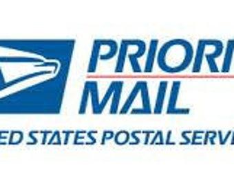 INTERNATIONAL- upgrade to priority mail