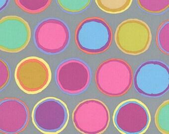 1/2 Yard Kaffe Fassett Artisan Paint Pots in Pink KF002