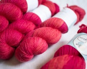 SALE - Bluefaced Leicester SW DK - 100 grams - 225m/246yards - Punch