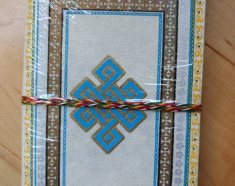Small Handmade Journal Blank Pages