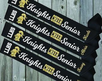 BLACK SASH Mascot Knights 1